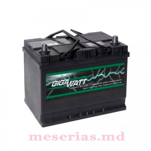Аккумулятор 12V 44AH 440A GigaWatt 0185754402 S4 001