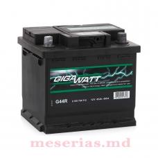 Аккумулятор 12V 45AH 400A GigaWatt 0185754512 S3 002
