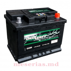 Аккумулятор 12V 56AH 480A GigaWatt 0185755600 S3 005