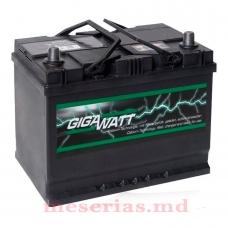 Acumulator 12V 68AH 550A GigaWatt 0185756804 S4 026
