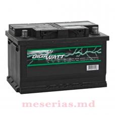 Аккумулятор 12V 70AH 640A GigaWatt 0185757044 S3 007