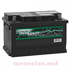 Аккумулятор 12V 70AH 640A GigaWatt 0185757009 S3 008