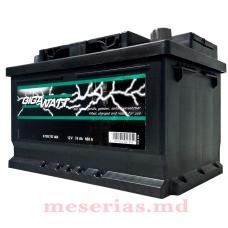 Acumulator 12V 74AH 680A GigaWatt 0185757404 S4 008