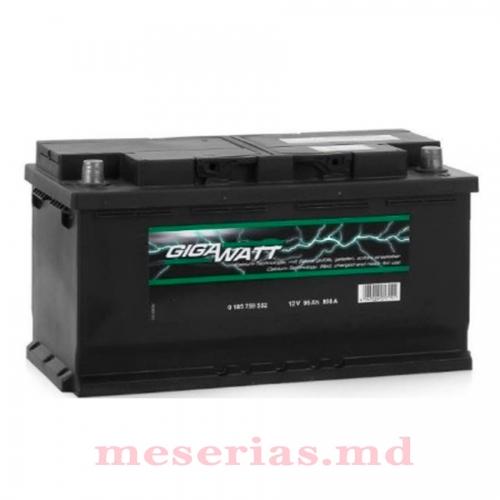Аккумулятор 12V 95AH 800A GigaWatt 0185759502 S4 013