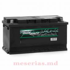 Аккумулятор 12V 100AH 720A GigaWatt 0185360023 T3 032