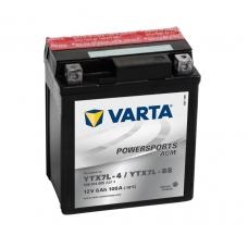 Аккумулятор 12V 6AH 100A Varta Powersports AGM 506 014 005