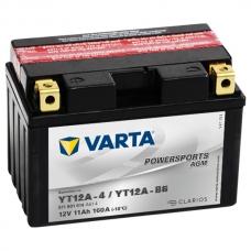 Аккумулятор 12V 11AH 160A Varta Powersports AGM 511 901 014