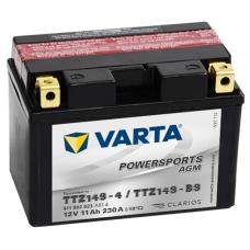 Аккумулятор 12V 11AH 230A Varta Powersports AGM 511 902 023