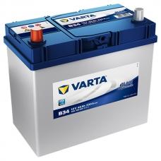 Аккумулятор 12V 45AH 330A(JIS) Varta Blue Dynamic 545 158 033