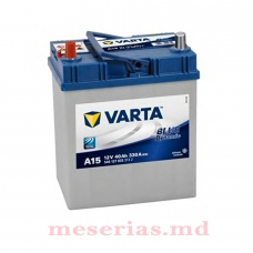 Аккумулятор 12 V 40AH 330A Varta Blue Dynamic 540 127 033