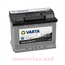 Аккумулятор 12V 56AH 480A Varta Black Dynamic 556 400 048