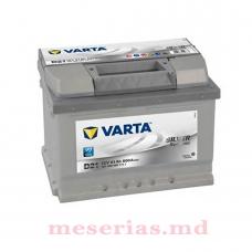 Аккумулятор 12V 61AH 600A Varta Silver Dynamic 561 400 060