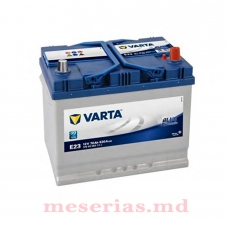 Аккумулятор 12V 70AH 630A Varta Blue Dynamic 570 412 063