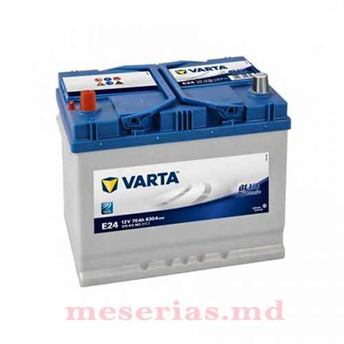 Аккумулятор 12V 70AH 630A Varta Blue Dynamic 570 413 063