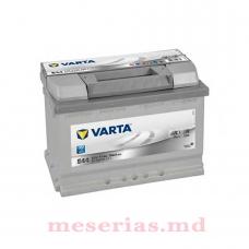 Аккумулятор 12V 77AH 780A Varta Silver Dynamic 577 400 078