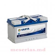 Аккумулятор 12V 80AH 740A Varta Blue Dynamic 580 400 074