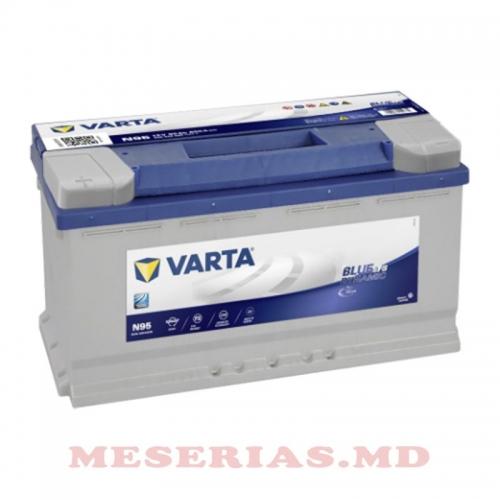 Аккумулятор 12V 95AH 850A Varta Blue Dynamic EFB 595 500 085