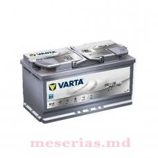 Аккумулятор 12V 95AH 850A Varta Silver Dynamic AGM 595 901 085
