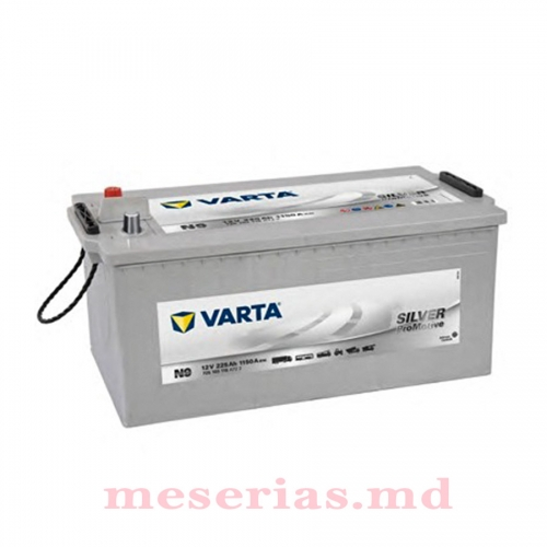 Аккумулятор 12V 225AH 1150A Varta Promotive Silver 725 103 115