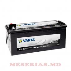 Аккумулятор 12V 180AH 1400A Varta Promotive Black 680 011 140
