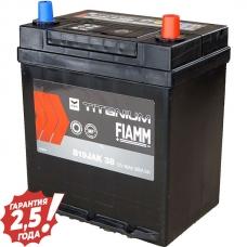Аккумулятор 12 V 38AH 300A Fiamm Titanium Black (japan)