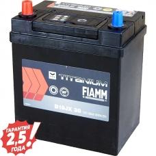 Аккумулятор 12 V 38AH 300A Fiamm Titanium Black B19JX (japan)