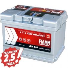 Аккумулятор 12 V 54AH 540A Fiamm Titanium Pro