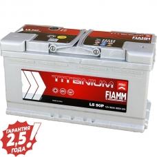 Аккумулятор 12 V 90AH 800A Fiamm Titanium Pro