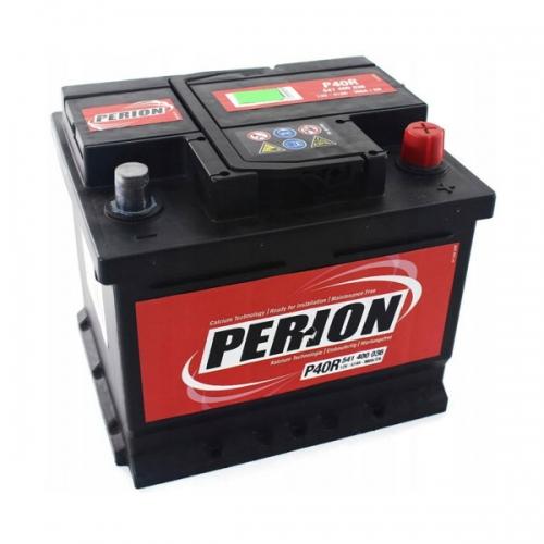 Аккумулятор 12V 40AH 340A PERION S4 000