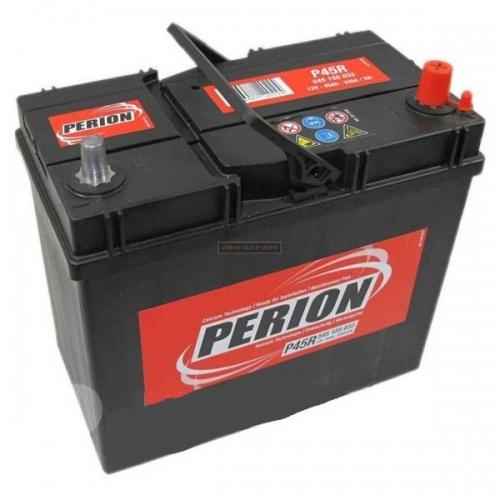 Аккумулятор 12 V 45AH 330A PERION S4 020 тонкая клема