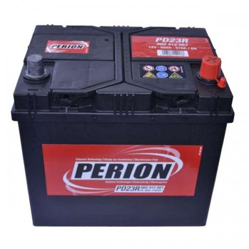 Аккумулятор 12V 60AH 510A PERION S4 024