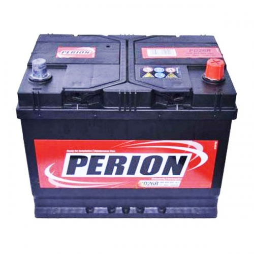 Аккумулятор 12V 68AH 550A PERION S4 026