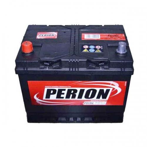 Аккумулятор 12V 68AH 550A PERION S4 027