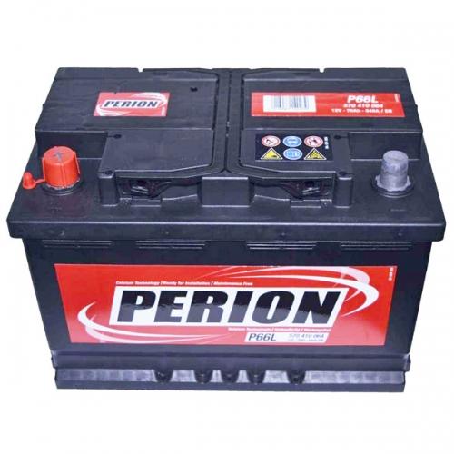 Аккумулятор 12V 70AH 640A PERION S3 009
