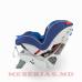 Автокресло детское 0-25 кг Coccolle Pavo синее