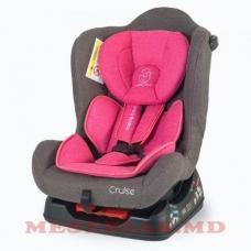 Scaun auto 0-18 kg Mamalove Cruise roz