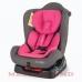 Автокресло детское 0-18 кг Mamalove Cruise розовое