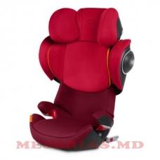 Автокресло детское 15-36 kg Elian-fix Dragonfire красное