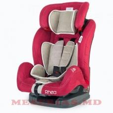 Scaun auto 9-36 kg Coccolle Rhea roșu