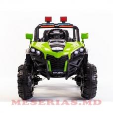 Electromobil pentru copii TTF-2018 verde