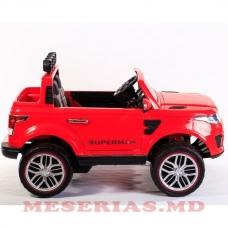 Electromobil pentru copii Happer Special rosu