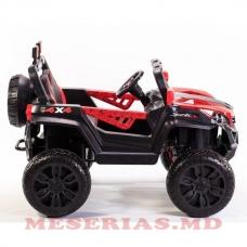 Electromobil pentru copii Leiniao rosu