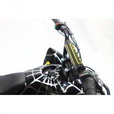 Motocicletă electrică pentru copii Atv-Electric Black