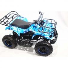 Motocicletă electrică pentru copii Atv-Electric Blue