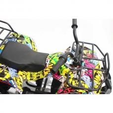 Детский электрический мотоцикл Atv-Electric Multicolor
