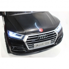 Mașină electrică pentru copii Audi Q5 Black