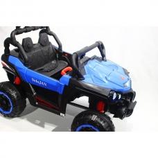 Детский электромобиль Jeep-Mountain Blue
