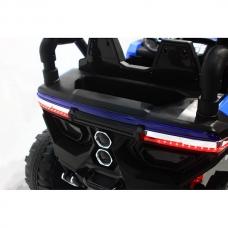 Mașină electrică pentru copii Jeep-Mountain Blue