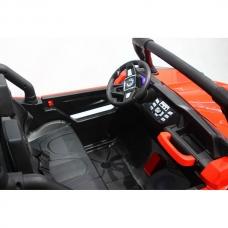 Детский электромобиль Jeep-Mountain Red