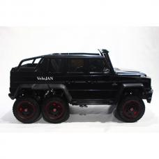 Детский электромобиль Mercedes-Benz G-Klass 4x6 Black